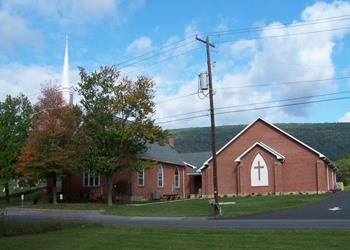 St. Stephen's Lutheran Church, Licking Creek, PA